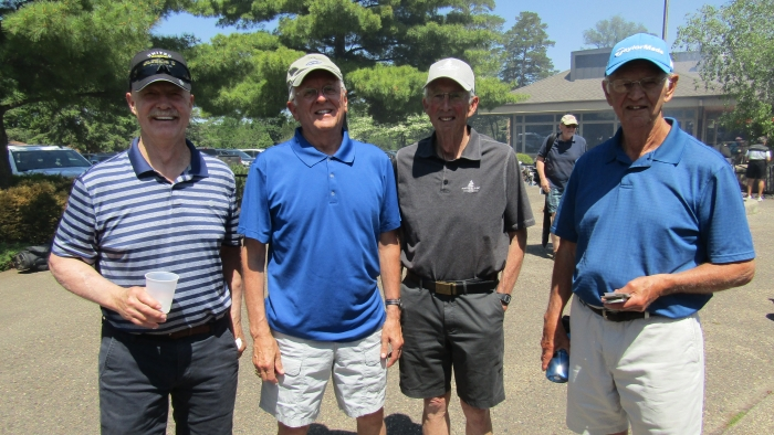 Golf Classic 2019 Group