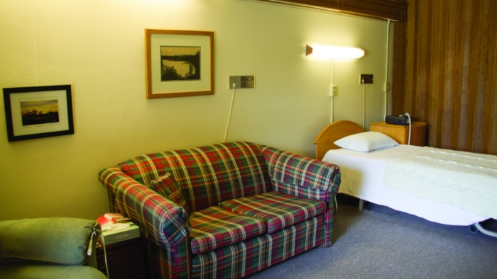 Cannon Valley Suites Bedroom