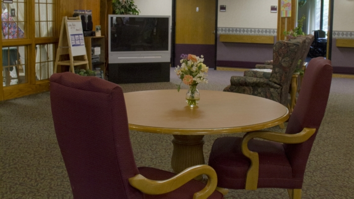 Northfield Care Center Common Room