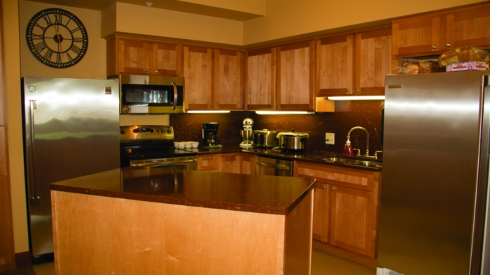 Northwood Pines Kitchen Area