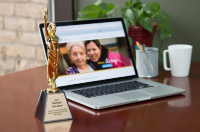 Nrc Website Award